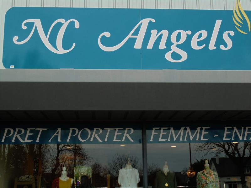NC ANGELS accueille Les sacs de Cath