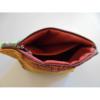 Pochette colorée chiné vif