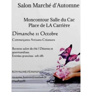 Salon d'automne Moncontour 2020