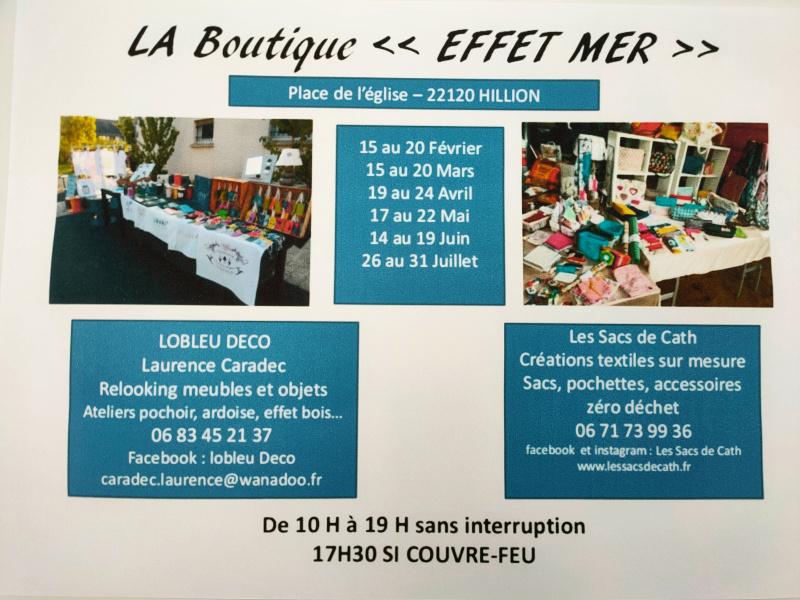 Boutique Effet Mer 2021